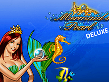 Mermaid's Pearl Deluxe играйте онлайн в казино