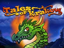 Аппарат Tales Of Krakow в онлайн казино