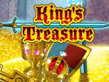 Игровой автомат King's Treasure