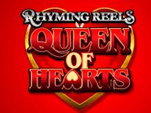 Игровой автомат Rhyming Reels Queen Of Hearts