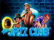 Игровой автомат The Jazz Club