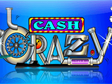 Играть на деньги в аппарат Cash Crazy