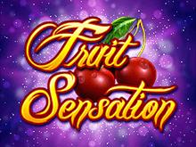 Автомат Fruit Sensation в онлайн казино