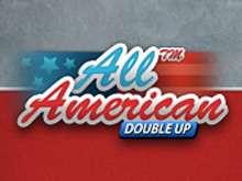 Аппарат в онлайн казино All American