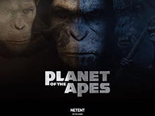 Planet Of The Apes от Netent: популярный автомат